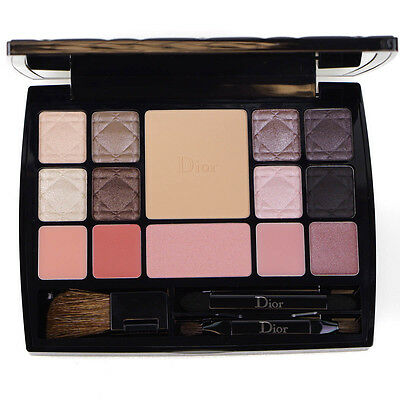 Dior Couture Edition Voyage Total Makeover Makeup Palette Nude & Smoky Look