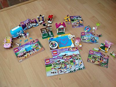 Lego - Friends - Job Lot of Part Sets,