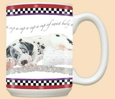 15 oz. Ceramic Mug (PS) - Great Dane MU569