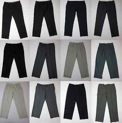 18 X Mens High Street Office Suit Style Trousers Wholesale Joblot Clearance