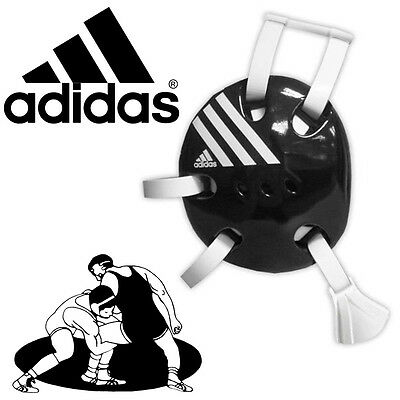 adidas Response Wrestling Ear Guard Boxing MMA Rugby Fight Head Protection