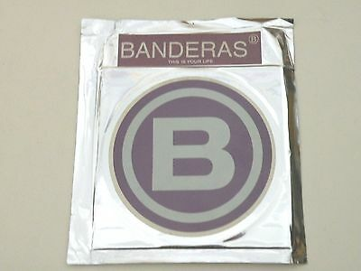 Banderas - This Is Your Life - Raro Cd Singolo Silver Foil Sleeve - Nuovo/new