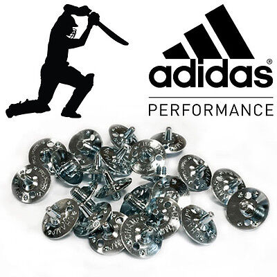 adidas Pro Performance Cricket Spikes Pack of 22 Metal Spike Replacement Pack