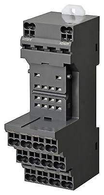 RELAY SOCKET 14POS DIN RAIL SCREW - PYF-14-PU-L (Fnl)