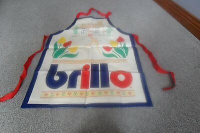 Apron PVC advertising Brillo Pads