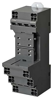 RELAY SOCKET 8POS DIN RAIL SCREW - PYF-08-PU-L (Fnl)