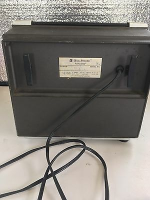 BELL & HOWELL 456A DUAL 8MM SUPER 8 MOVIE PROJECTOR Autoload GREAT CONDITION