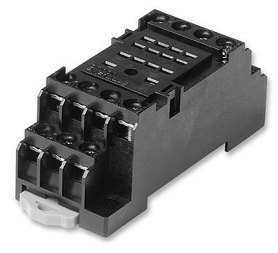 RELAY SOCKET FRONT MNT 4 POLE 12A - PYF14ESNB (Fnl)