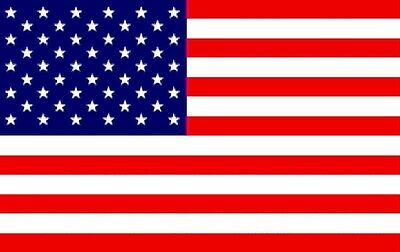 200 lot American flag BUMPER Flag Sticker UNITED STATES OF AMERICA USA