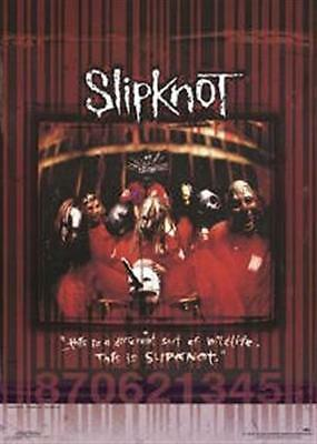 SLIPKNOT ~ GROUP DIFFERENT ~ 22x34 MUSIC POSTER ~ NEW/ROLLED!