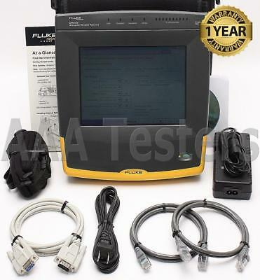 Fluke Networks OptiView Ethernet Pro OPV-PRO Network Analyzer OPVPRO