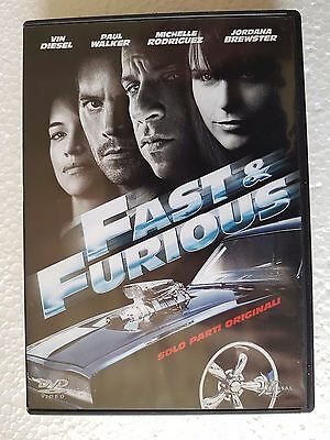 Dvd Used Fast & Furious : Solo Parti Originali - Vin Diesel Paul Walker -