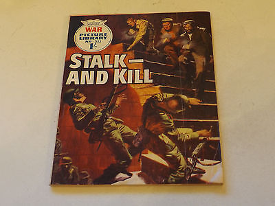 WAR PICTURE LIBRARY NO 533!,dated 1969!,GOOD for age,great 48!YEAR OLD issue.