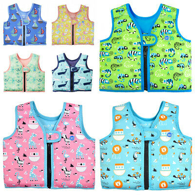 Splash About Swim Vest Go Splash PACKS FLAT 1-2 2-4 4-6 Blossom Vintage Moby NEW