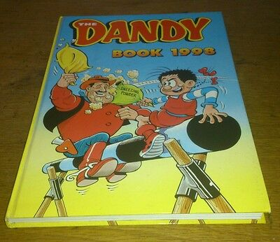 Dandy Annual 1998, Good Condition