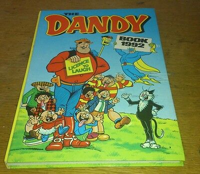 Dandy Annual 1992, Good Condition