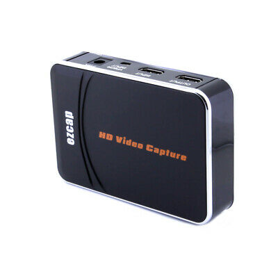 1080P HD Video Capture HDMI / YPbPr Component HD TV Game Record into USB Disk