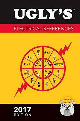 Ugly's Electrical References, 2017 Edition by Jones & Bartlett Learning Spiral B