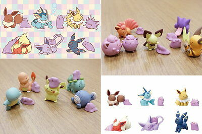 Pokemon Center Transform Ditto Metamon Vol1 Vol2 Vol3 Completed Set 16pcs