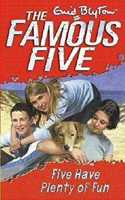 Five Have Plenty Of Fun: Book 14 (Famous Five) by Blyton, Enid Paperback Book