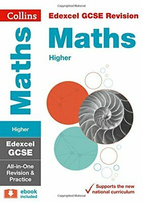 Edexcel GCSE Maths Higher All-in-One Revision and Practice (C... by Collins GCSE