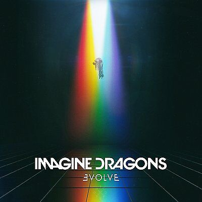 Imagine Dragons Evolve Cd (2017)