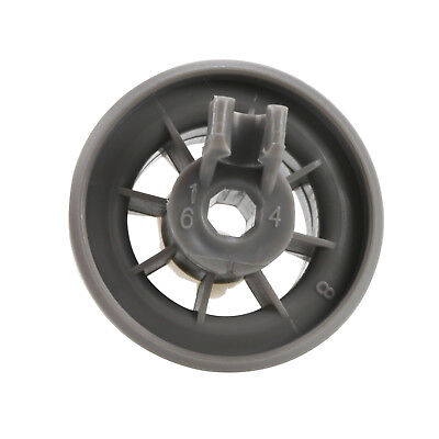 Supreme Quality Dishwasher Lower Basket Wheel For Bosch Neff