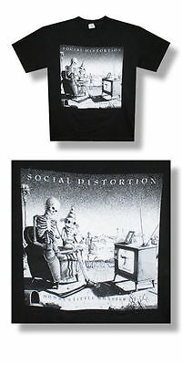 Social Distortion-NEW Mommy's Monster T Shirt- 2XLarge SALE FREE SHIP TO U.S.!