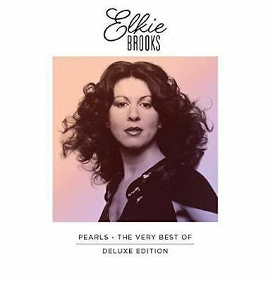 Elkie Brooks Pearls: The Very Best Of Cd Album: Deluxe Edition (2017)