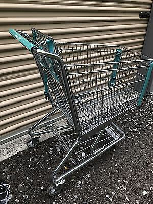 Steel Shopping Grocery Cart Local Pickup