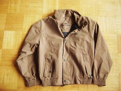 @ Equi Theme @ Riding jacket Horse Weather proof brown Size M 38