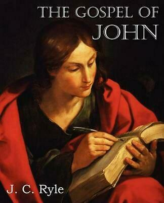 The Gospel of John by J.C. Ryle Paperback Book (English)