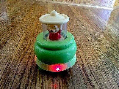 Safety First Walker lights and Music Toy Disney Winnie The Pooh Safety 1st