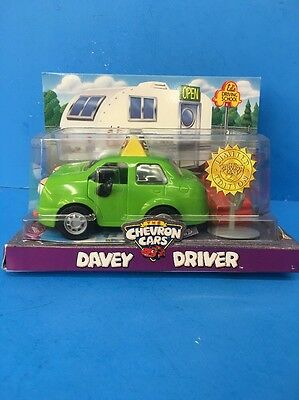 "The Chevron Cars Vintage ""Davey Driver"" XE"