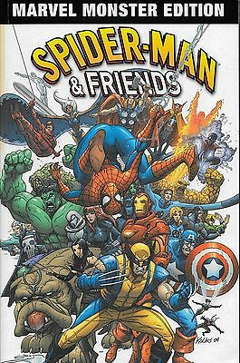 Marvel Monster Edition Nr.11 / 2005 Spider-Man & Friends (Marvel Team-up)