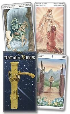 Tarot of the 78 Doors by Lo Scarabeo Paperback Book (English)