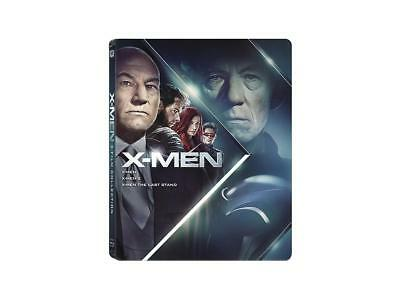 X-Men Trilogy - Vol 1 Steelbook Ed Azione Blu-Ray