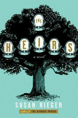 The Heirs by Susan Rieger Hardcover Book