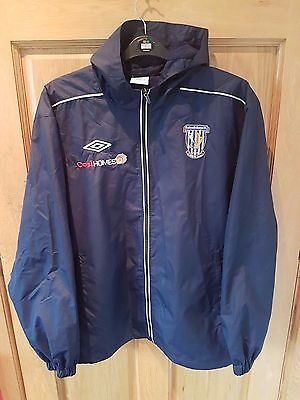 Ratoath Harps Fc Ireland Umbro Academy Coach Jacket Coat Size Large