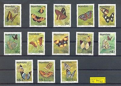 South Africa  Namibia   13  St... Butterfly   **  Mnh Vf  @1