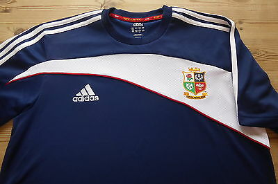 BRITISH LIONS adidas SOUTH AFRICA 2009 RUGBY UNION JERSEY SHIRT TOP LARGE