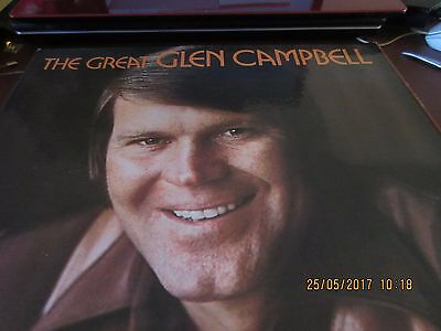 THE GREAT GLEN CAMPBELL BOXED SET OF SIX L.P.'s.
