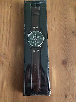 Eaglemoss Military Watches Collection Issue 2 luftwaffe Aviator Watch Lot F
