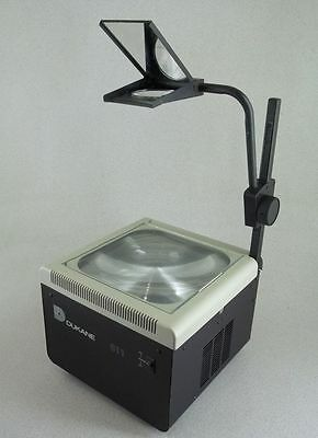 Dukane Sunsplash 611 Overhead Transparency Projector Tested Free Shipping