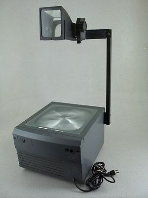 3M 4406 Overhead Transparency Projector School-Art-More Free Shipping!