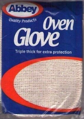 Abbey Double Oven Glove Triple Thickness