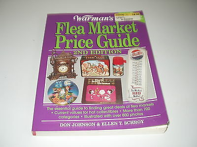 Warman's Flea Market Price Guide (Warman's Flea Market Price Guide, 2nd ed)