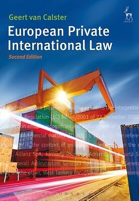 European Private International Law (Paperback), Calster, Geert Van, 97818494667.
