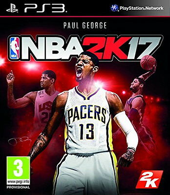 NBA 2K17 (PS3) [New Game]