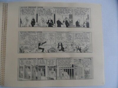 Little Orphan Annie Daily Comic Strips by Harold Gray. Sep 1934-June 1935